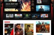 Joomla Gaming Themes