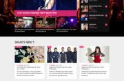 JA Muzic - Joomla Music Themes