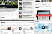 JA Teline IV - Joomla News Themes