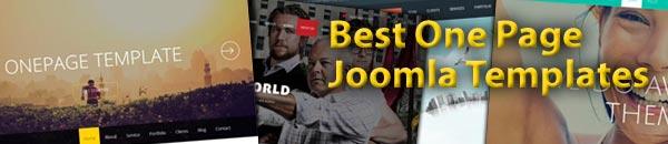 Best-One-Page-Joomla-Templates