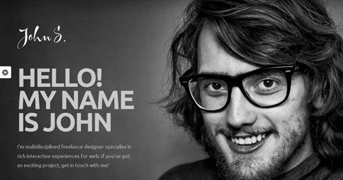 Gavick John - One Page Joomla Themes