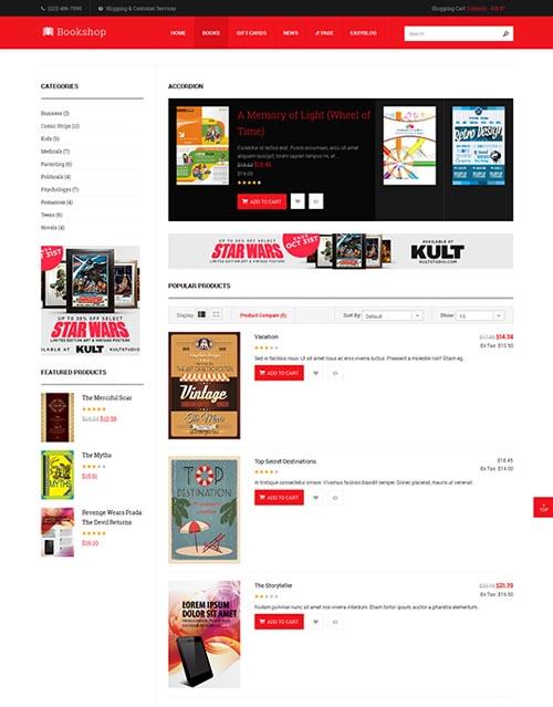 JA Bookshop
