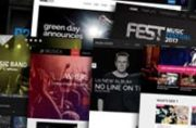 Joomla Music Themes