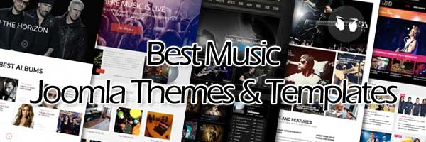 In This List You Will Find The Best Premium Joomla Music Themes Templates With Links To A Demo Of Action And Where Get Them