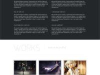 Laboratory - Joomla One Page Themes