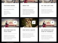 MY FOLIO - One Page Joomla Theme