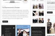 Music Free - Joomla Music Themes