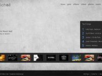 Music Hall - Joomla Music Themes