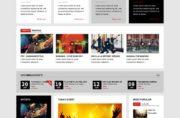 NOO Nozix - Joomla Music Themes