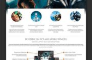 Nexxy - Joomla Gaming Themes