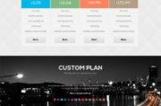 SimpleKey - One Page Joomla Themes