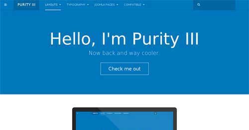 JA Purity III - Free Joomla Themes