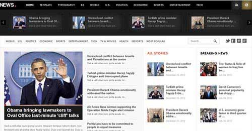 News - Joomla News Magazine Themes