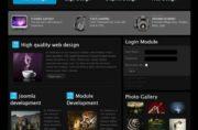 Shaper Zaara - Free Joomla Themes
