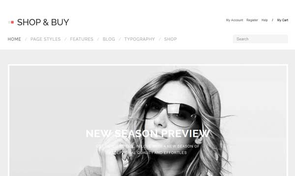 Shop and Buy - VirtueMart Joomla Themes