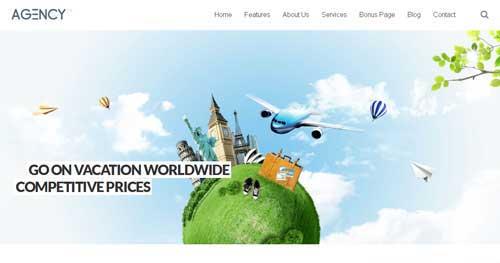 Agency - Responsive Business Joomla Templates