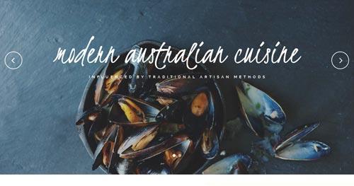 Attica - Restaurant Joomla Theme
