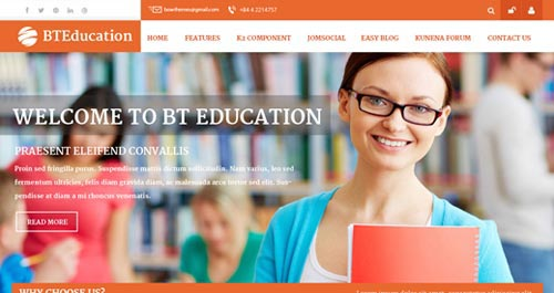23 best education joomla templates 2018 jooexplorer