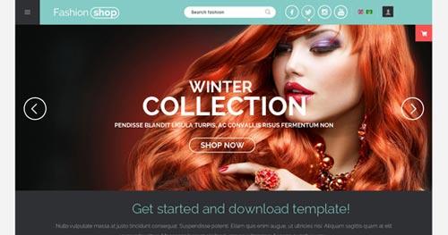 BT Fashion - Ecommerce Joomla Templates