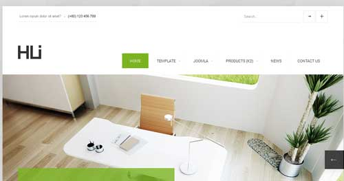 HLI - Responsive Business Joomla Templates
