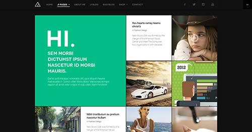 JA Fixel - Metro-Style Joomla Templates