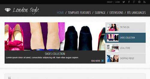 JM-Fashion-Trends - Classified Joomla Templates