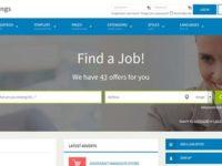 JM Job Listings Joomla Theme