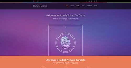 JSN Glass - Ecommerce Joomla Templates