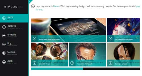 Metro Creative - Metro-Style Joomla Templates