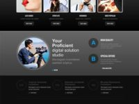 TM HDstudio Joomla Theme