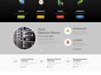 TM HostPro Joomla Theme