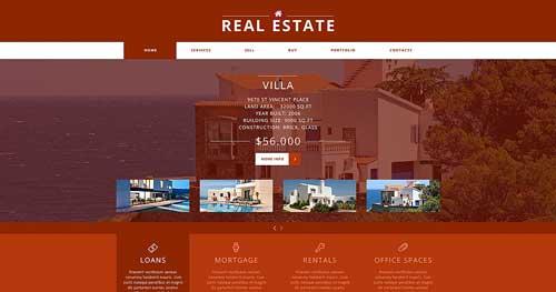 TM Real Estate - Real Estate Joomla Templates