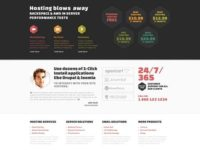 TM Simple Host Joomla Theme