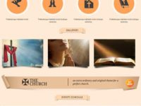 The Church Joomla Theme