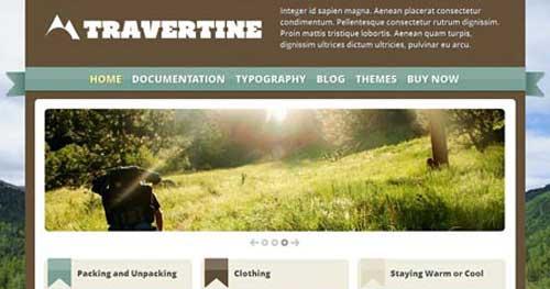 Travertine - Hotel & Travel Joomla Templates