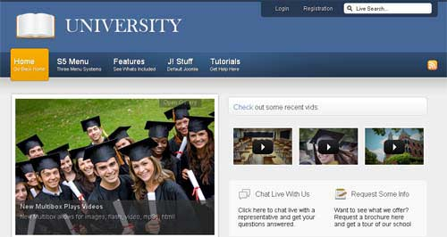 23 best education joomla templates 2018 jooexplorer university education joomla templates maxwellsz