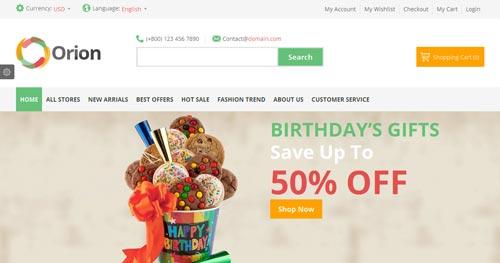 Шаблоны joomshopping интернет магазинов для joomla.