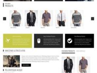 No1 Shopping Joomla Theme