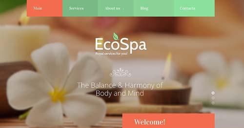 TM EcoSpa - Spa & Salon Joomla Templates