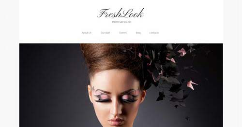 TM Fresh Look - Spa & Salon Joomla Templates