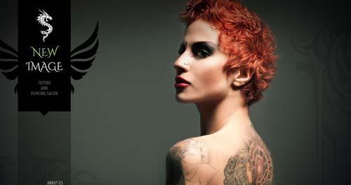TM New Image - Spa & Salon Joomla Templates