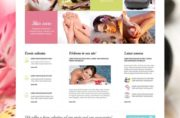 TM Spa & Beauty Joomla Theme