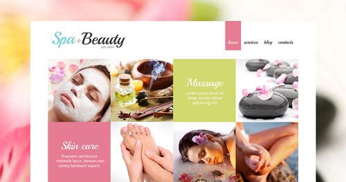 TM Spa Beauty - Spa & Salon Joomla Templates