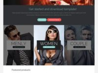 BT Fashion Joomla Theme
