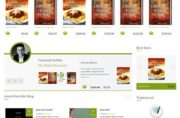 BookStore Joomla Theme