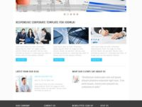 HOT Corporate Joomla Theme