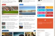 Newsline Joomla Theme
