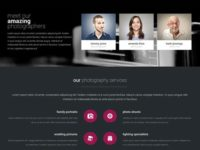 Photobox Joomla Theme