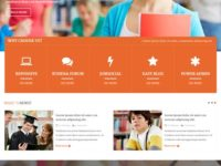 BT Education Joomla Theme