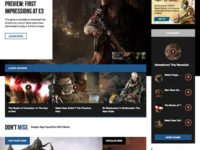JA Playmag Joomla Theme